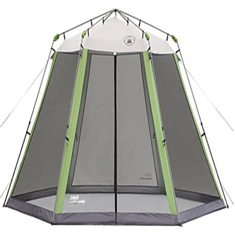coleman porch awning coleman 15 x 13 instant screened canopy outdoor canopies