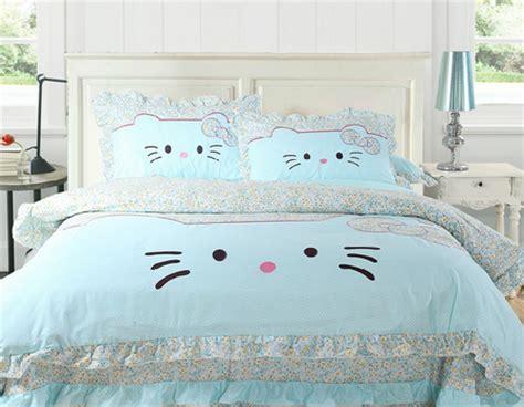 desain dinding kamar tidur hello kitty desain kamar hello kitty berwarna biru desain rumah