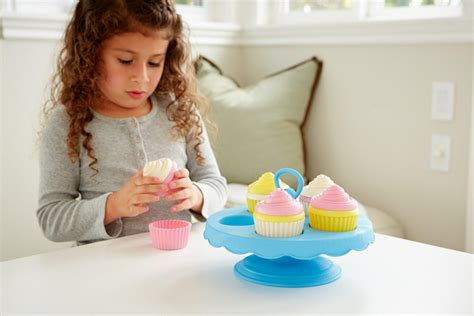 Set Cupcake by Green Toys Cupcake Set Toys