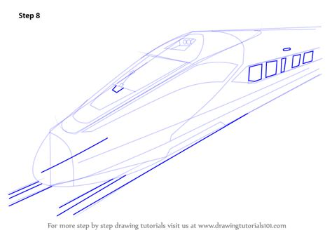 doodle speed drawing software learn how to draw a high speed electric trains