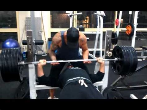 zyzz bench press chestbrah josef rakich lex doovi
