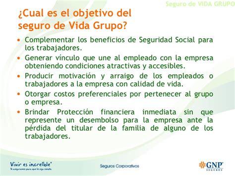 clculo de beneficios sociales de los trabajadores con seguro vida grupo