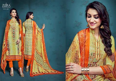 Dress Zaira Set zaira dress shanaya cotton satin printed fancy collection