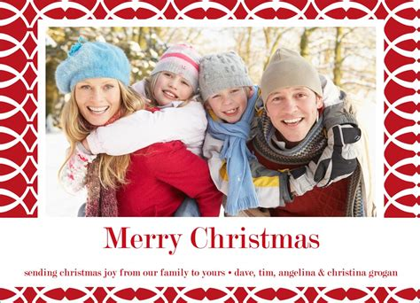 Picture Of Gift Card - holiday photo holder cards