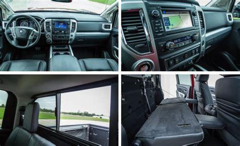 nissan titan interior 2017 2017 nissan titan pro 4x specs release date best trucks