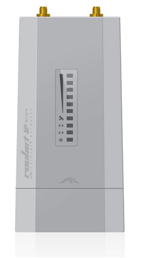 Ubiquiti Ubnt Rocket M2 Rm2 Grosir Pelapak ubiquiti airmax rocket m2 titanium
