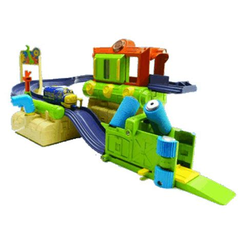 Chuggington Repair Shed chuggington trains sets from learning curve shop wwsm