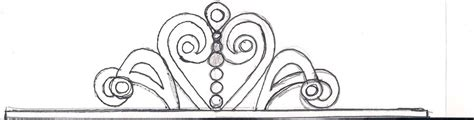 sofia the crown template i just sketched out a sofia the tiara if any one