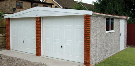 Hanson Garages Price List by Our Market Leading Quot Royale Garage Quot Hanson Concrete Garages
