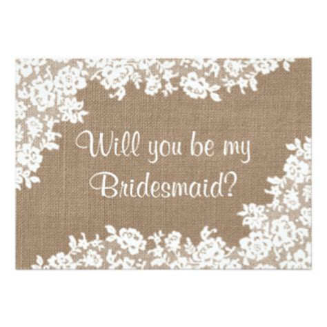 be my brown will you be my bridesmaid gifts custom gift ideas