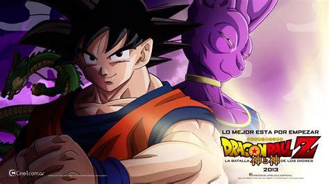 imagenes de goku la batalla delos dioses dragon ball z batalla de los dioses tendr 225 voces