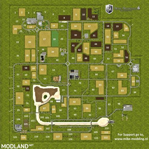 zuidwest friesland map   mod farming simulator