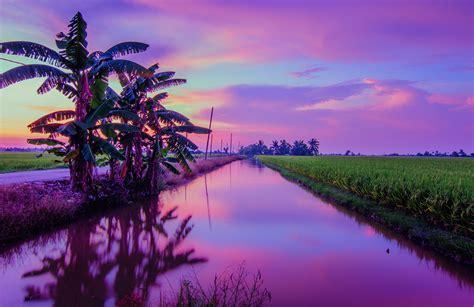 imagenes de paisajes grises puesta de sol color p 250 rpura hd 2048x1328 imagenes