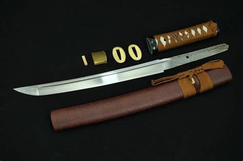 tanto tanto 20 inch forged japanese samurai tanto sword musashi