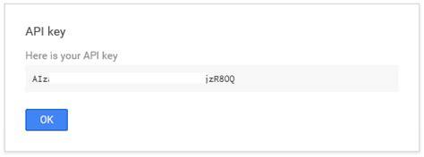 api key console developer console api key credentials daimto