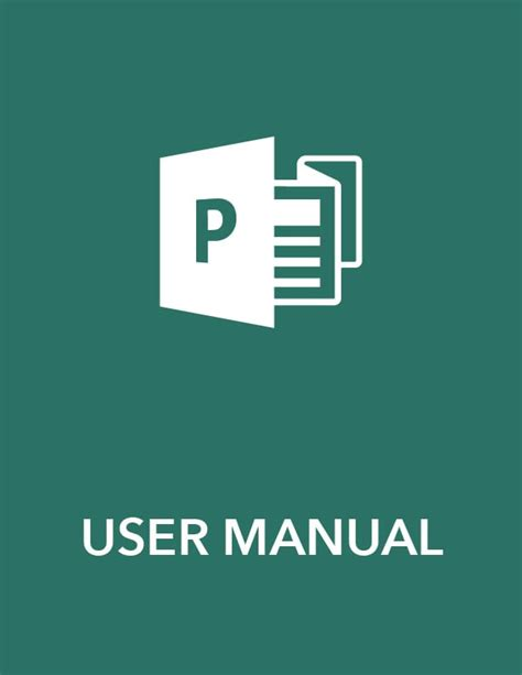 6 Free User Manual Templates Excel Pdf Formats Manual Template Microsoft Word