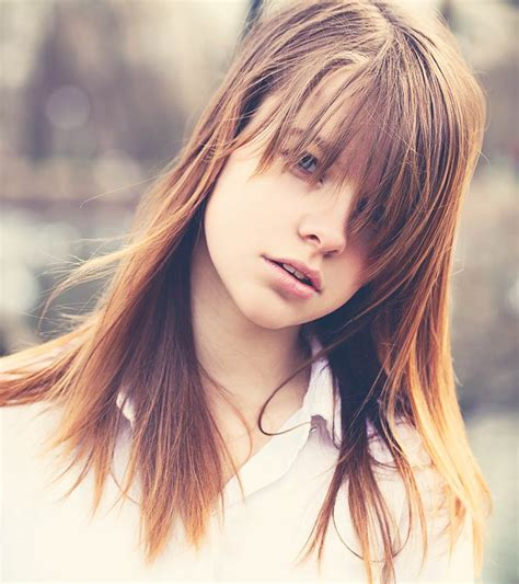 20 incredible medium length hairstyles with bangs