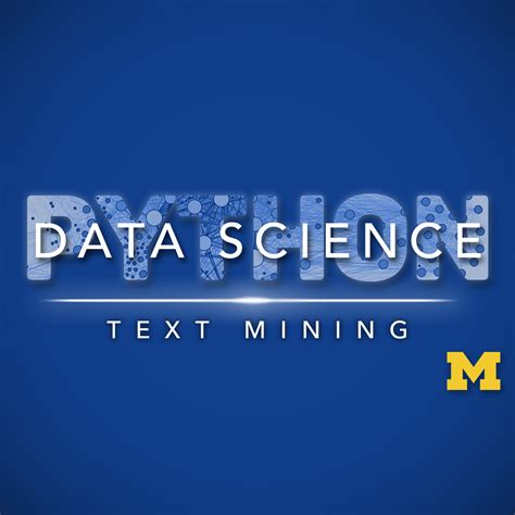 Central Michigan Mba Review by Reviews For Applied Text Mining In Python From Coursera