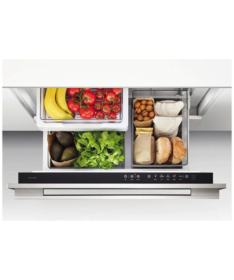 fisher paykel cool drawer fridge rb90s64mkiw1 cooldrawer multi temperature drawer
