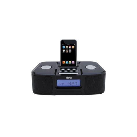 Ipod In Wall Digital Media System Promo Murah Banget naxa ni 3103 digital alarm clock radio with dock for ipod