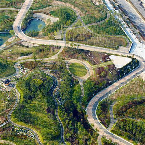Landscape Architect Who Designed Central Park Landscape Design Kpf Nsc Central Park Ii On Risd Portfolios