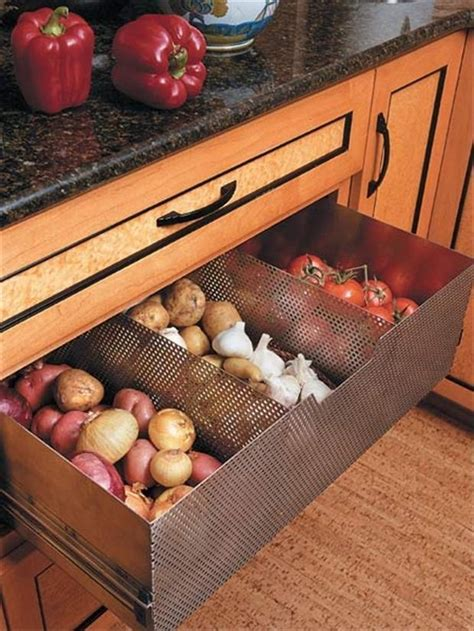 Vegetable Drawer by Simple Ideas That Are Borderline Genius 28 Pics