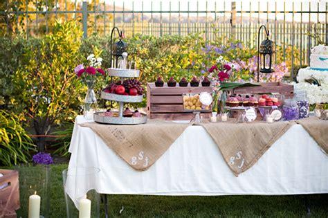 Backyard Wedding Orange County Orange County Backyard Wedding
