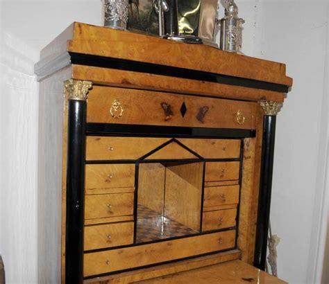chest of drawers desk art deco biedermeier secretaire bookcase desk chest