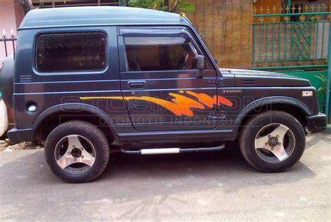 Alarm Mobil Katana mobil kapanlagi dijual mobil bekas bekasi suzuki