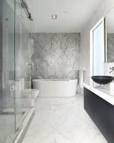 Black And Gold Bathroom Rugs Calacatta Gold Bath By Epc Management Modern Bathroom