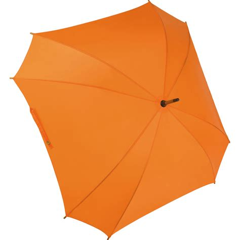 Eckiger Sonnenschirm by Automatic 8 Rib Square Umbrella With Curved Wooden Handle