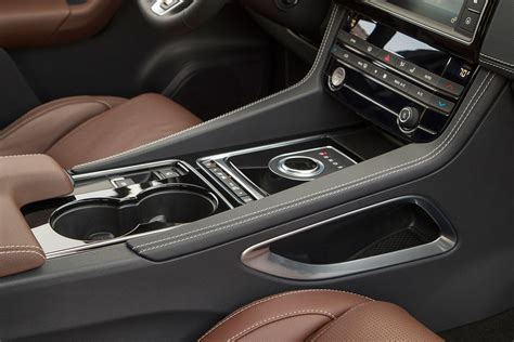 jaguar f pace inside 2017 jaguar f pace first drive digital trends