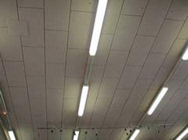 neon da soffitto plafoniere neon lade