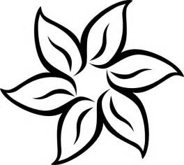 Simple Lotus Simple Lotus Flower Drawing Clipart Best