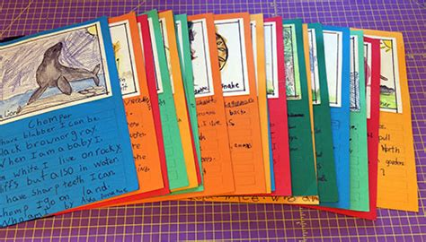How To Make A Paper Story Book - bookmaking with