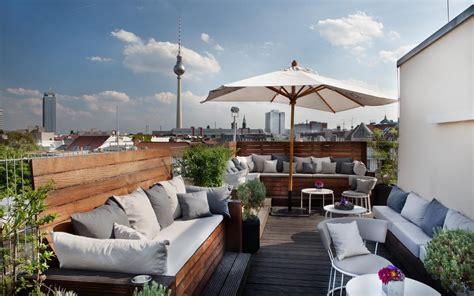 Zoologischer Garten Rooftop Bar by Amano Dachterrasse Amano Hotels Berlin