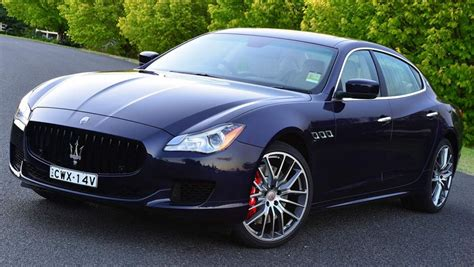 maserati quattroporte gts 2016 maserati quattroporte gts review road test carsguide
