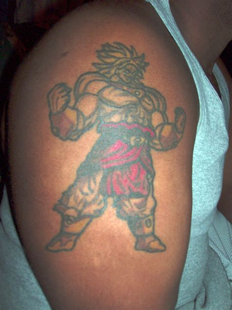 dragon ball tattoos heroes  villains  dao