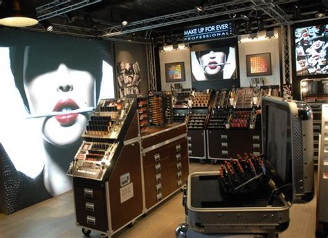 Makeup Shop make up for store in store concept at sephora