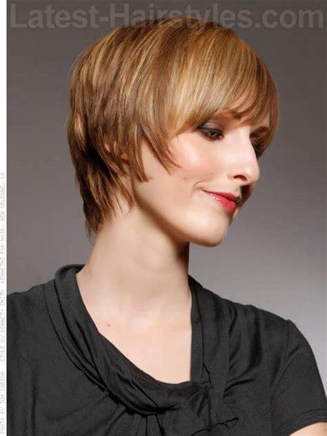 pixie cut with long wispy back and sides 35 fool proof hairstyles for straight hair