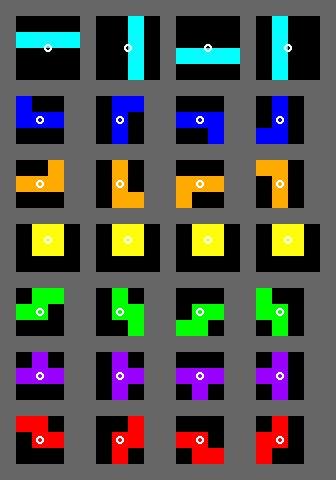 Tetris Pattern Generator | tetris ai the near perfect bot code my road
