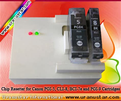 chip resetter canon ink cartridge china chip resetter for canon cli 8 ink cartridge china