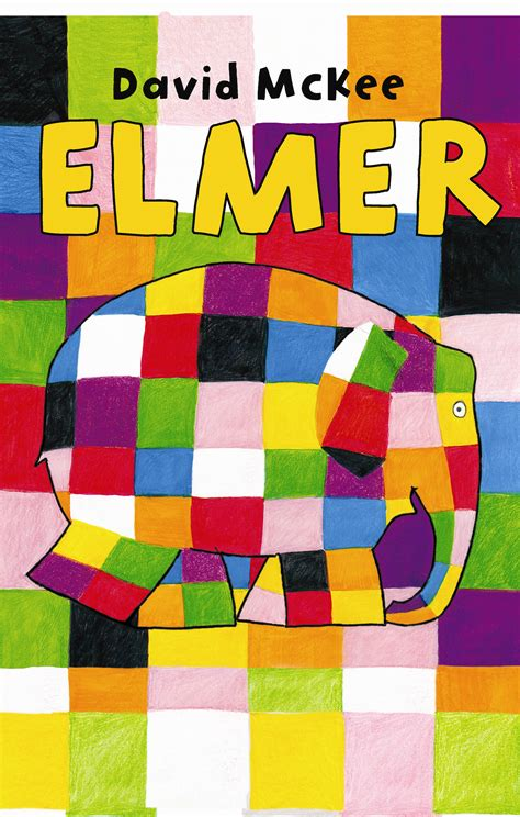 Elmer The Patchwork Elephant - untitled document www inesol net