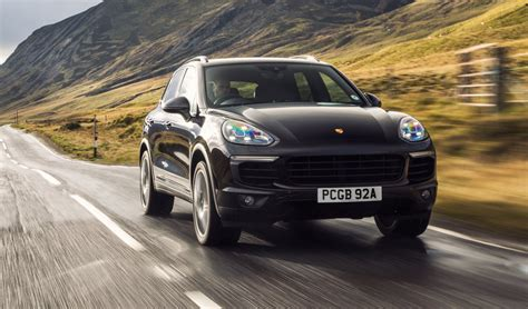 2017 porsche cayenne s review 2017 porsche cayenne review
