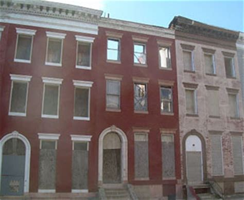 Baltimore Housing Authority by Reversal Of Lead Paint Verdict Puts Brakes On Seizure Of
