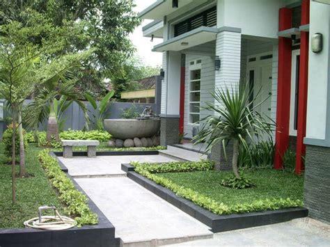 layout taman kecil desain taman minimalis dan teras rumah 2015 rumah