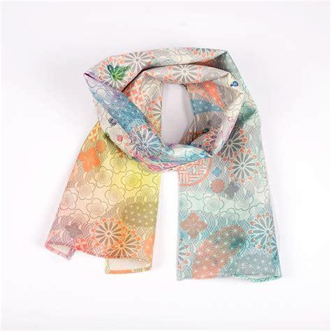 custom printed scarf uk personalised by you