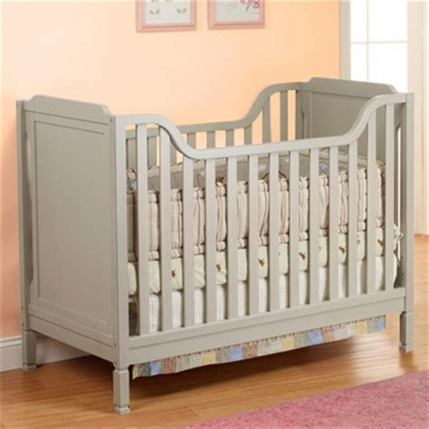 Ay Crib Free by Sorelle Bedford Crib In Gray Free Shipping 399 95
