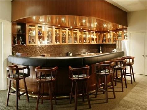 home bar plan basement bar idea rounded at the end basement ideas