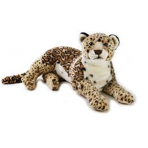 Stuffed Jaguar Jaguar Plush Stuffed Animal National Geographic